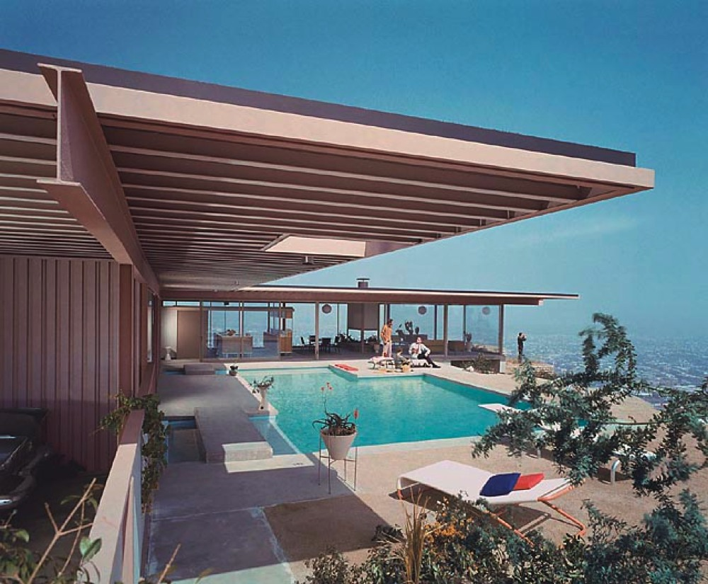 Naver for Mid century modern architecture los angeles