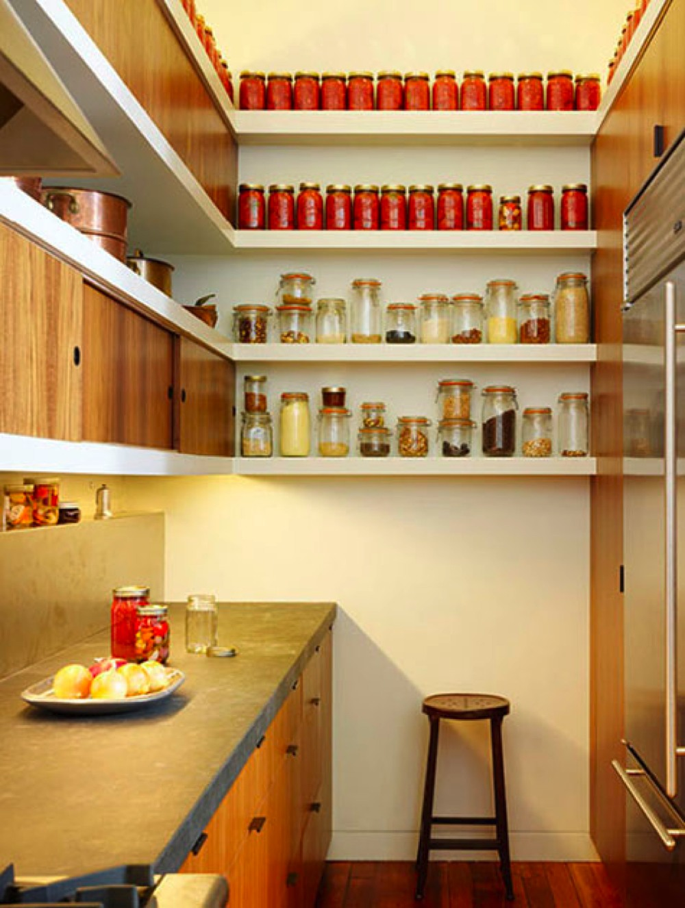 Small Kitchen Pantry Design Ideas