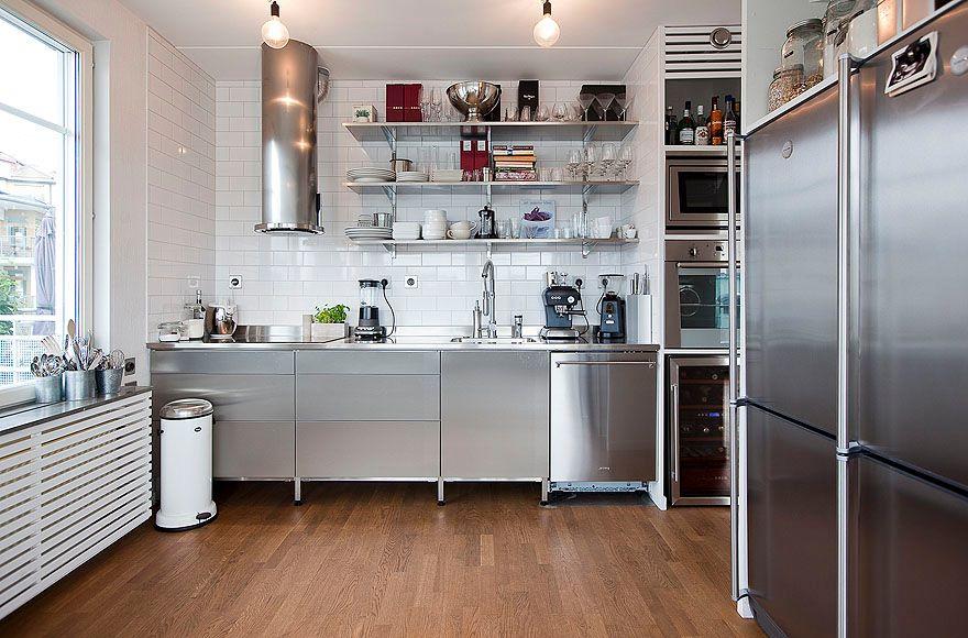 for Decoracion de cocinas industriales