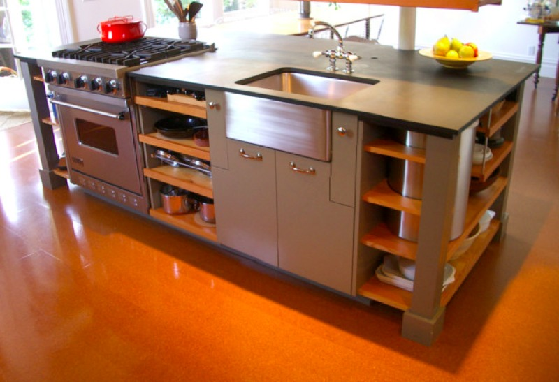 for Smart small kitchen designs