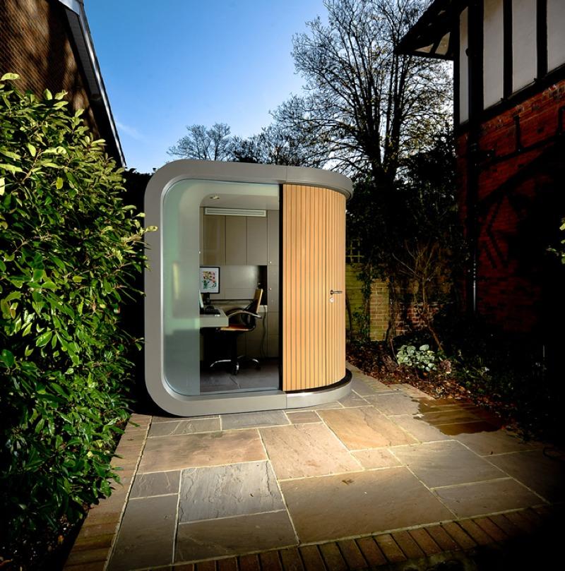 for Prefab garden room