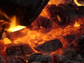 炎のある生活:暖炉の設置