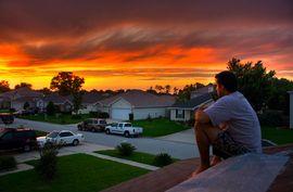 屋上から夕日2.jpg