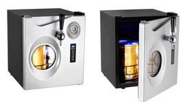 ビールサーバー,冷蔵庫,カッコいい,電源