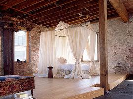 倉庫,ロフト,大空間,寝室