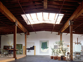 倉庫,ロフト,大空間,住居