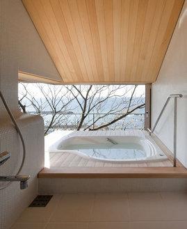 風呂,バスルーム,浴室,オーシャンビュー,海沿い