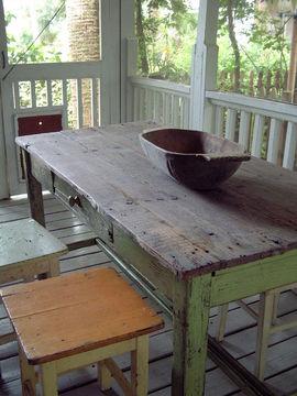ポーチ,テラス,玄関,柵,屋根,テーブル