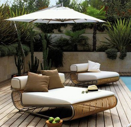 PIERATONIO BONACINA outdoor modular seating sofa3
