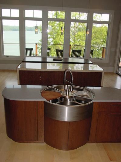 扇状の回転する調理用キッチン・シンク1.jpeg