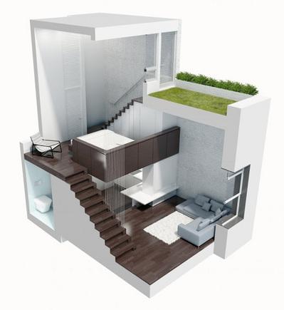 マンハッタンの狭小住宅1.jpg