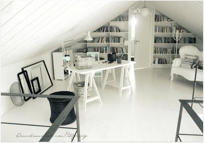 ロフトのシンプルな書斎2.jpg