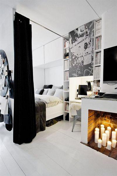 白と黒のベッドルーム.jpg