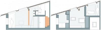 40平方mの狭小住宅の立面図.jpg