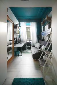 6畳のワンルーム