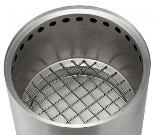 solo stove ソロストーブの内部底面