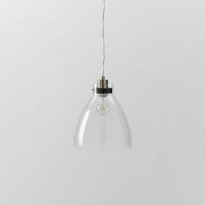 透明感のあるお椀型ペンダントライト2