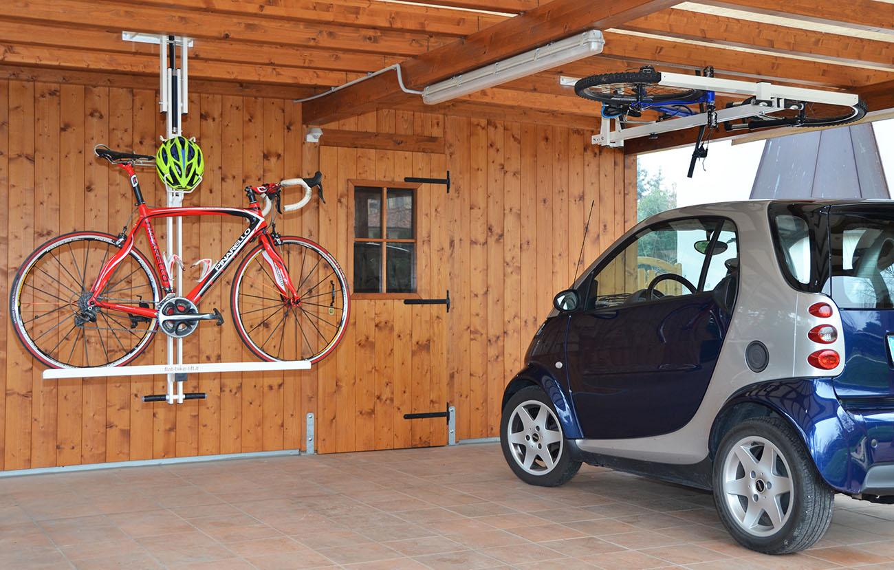 自転車駐輪用ラック %22flat-bike-lift%22