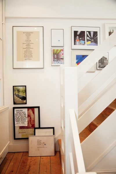 遊び心のある階段