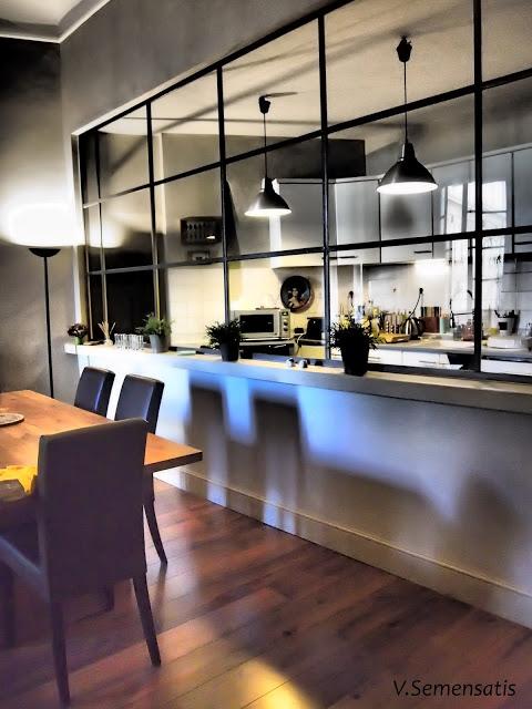 - Cloison cuisine professionnelle ...