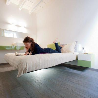 Fluttua Floating Bed by Daniele Lago1-thumb-400x400-2709