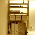 PILLAR BRACKETで作ったシンプルな棚1