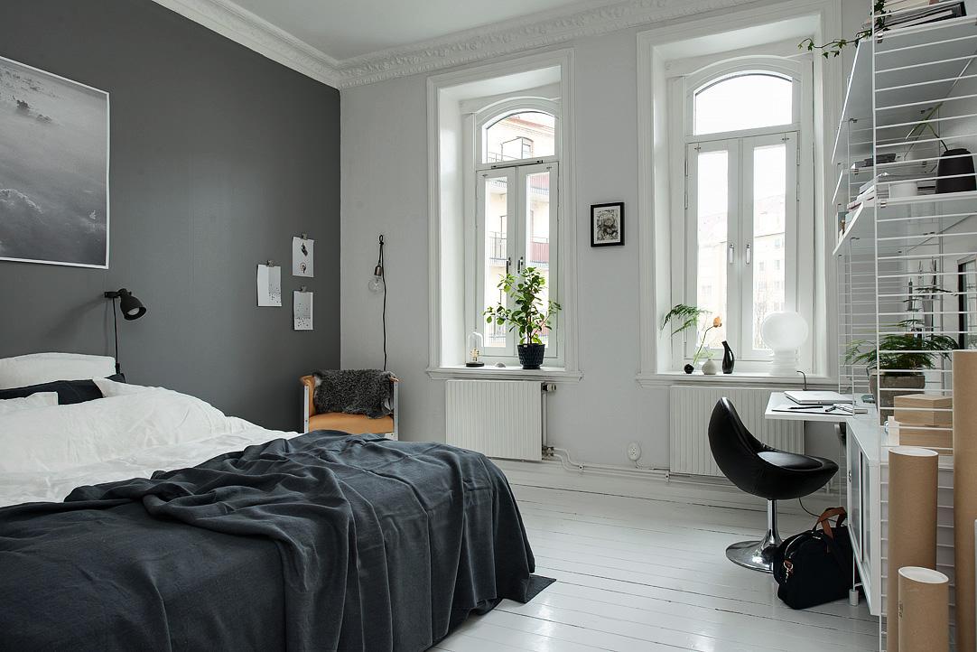 - Angolo studio in camera da letto ...