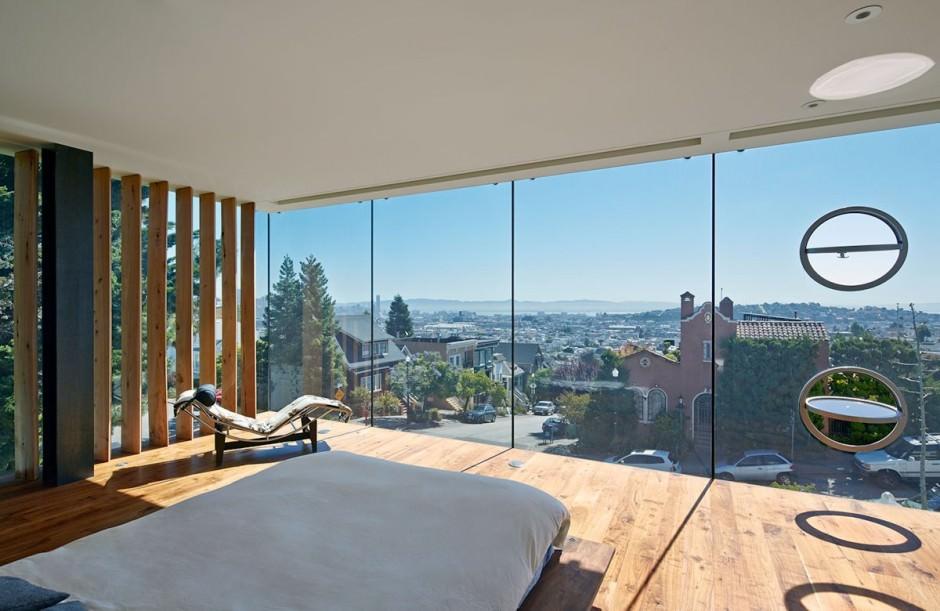 - Amazing floor to ceiling windows design ...